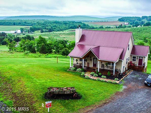 2.86 acres Swanton, MD