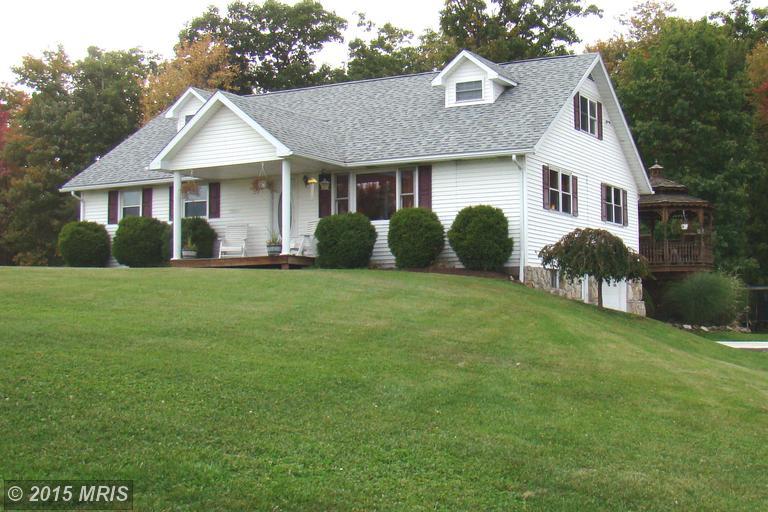 9.32 acres Swanton, MD