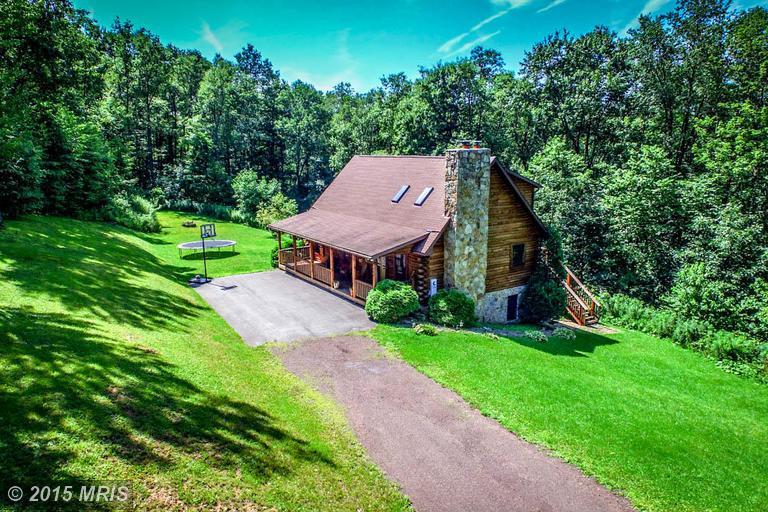 12.31 acres Grantsville, MD