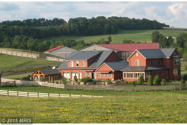 134 acres Grantsville, MD