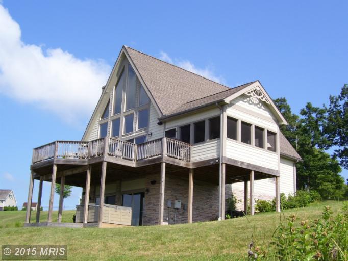 2 acres Swanton, MD