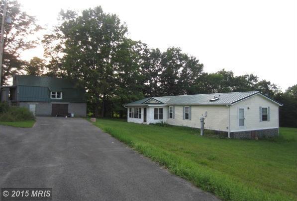 3.14 acres Friendsville, MD