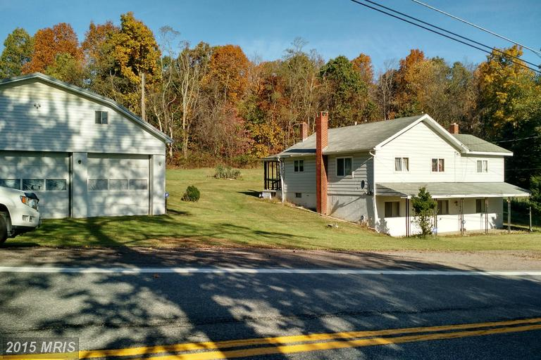 2.61 acres Friendsville, MD
