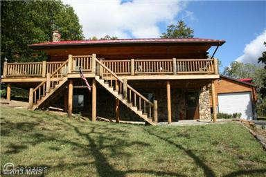 2.99 acres in Cabins, West Virginia