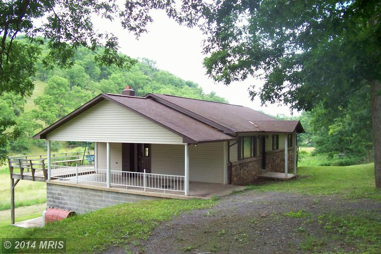 2.64 acres Maysville, WV
