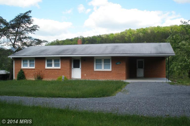 1750 Patterson Creek Rd, Petersburg, WV 26847