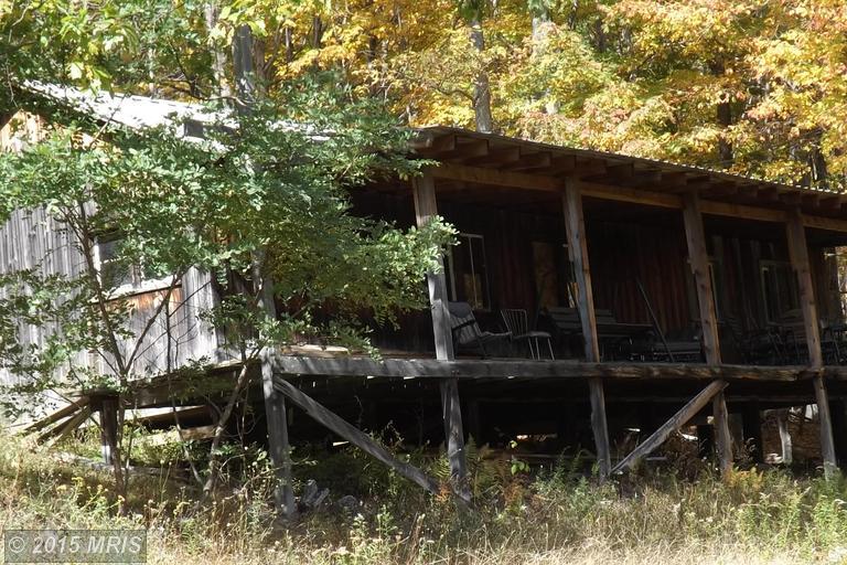 118 acres Mount Storm, WV