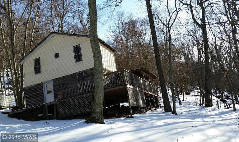 7.71 acres by Dorcas, West Virginia for sale