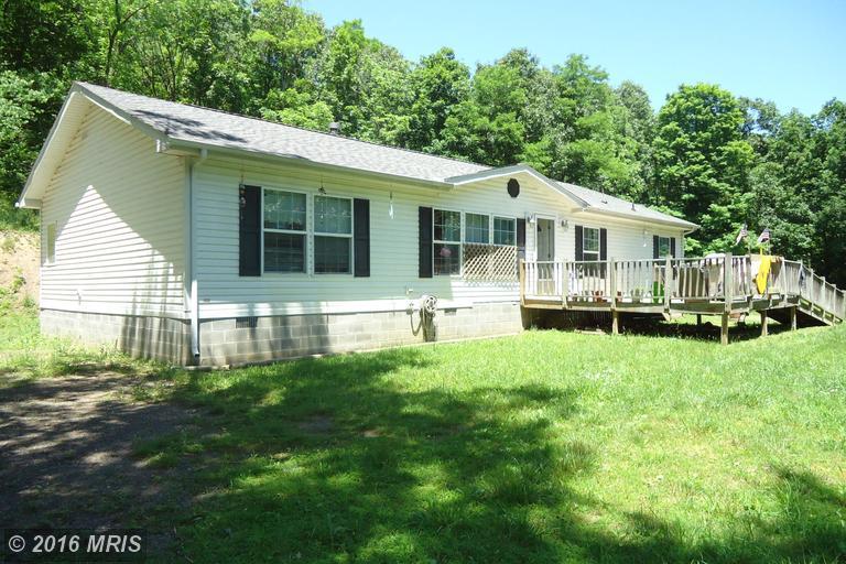155 Foxdale Ln, Maysville, WV 26833
