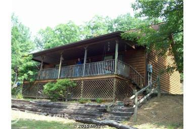 1526 Howards Lick Rd, Mathias, WV 26812