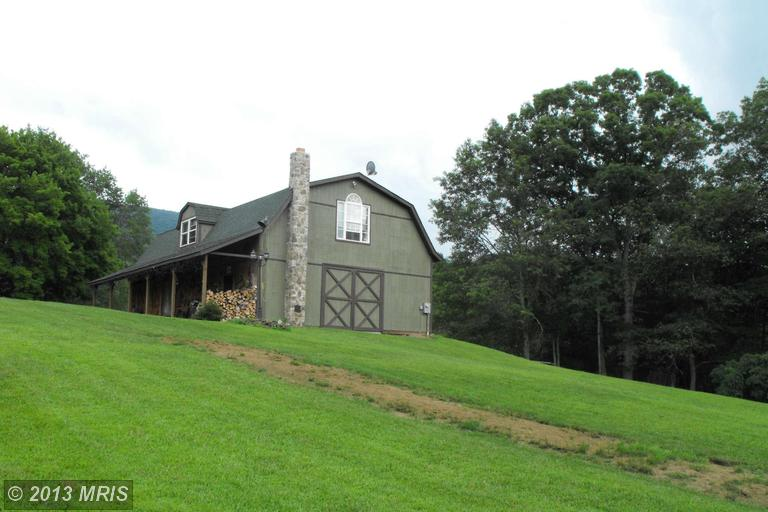 164.44 acres in Baker, West Virginia