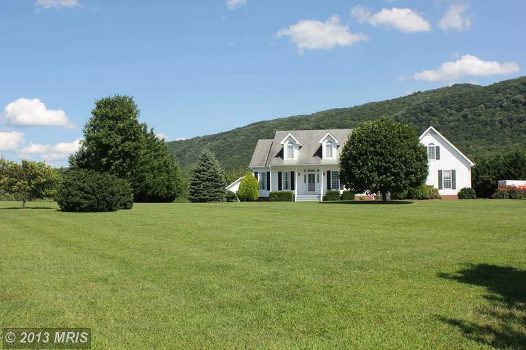 4 acres in Moorefield, West Virginia