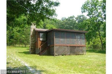 5.01 acres Lost City, WV