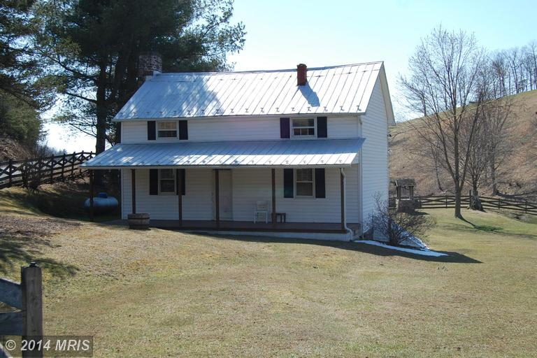 4342 Parker Hollow Rd, Baker, WV 26801