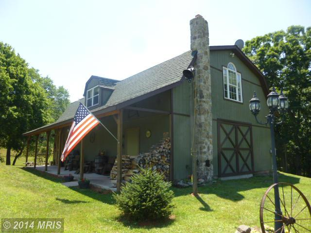 388 Warfield Rd, Baker, WV 26801