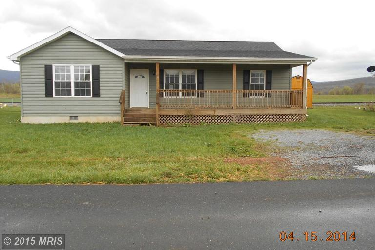 Highland View St, Moorefield, WV 26836