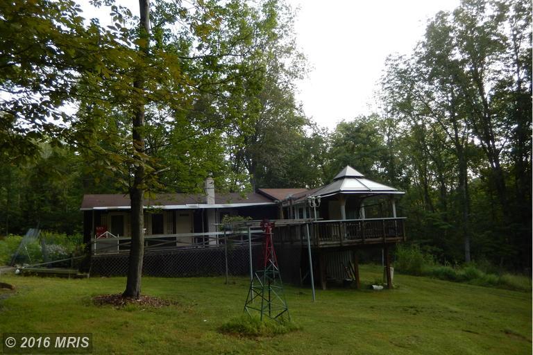 4.78 acres Wardensville, WV