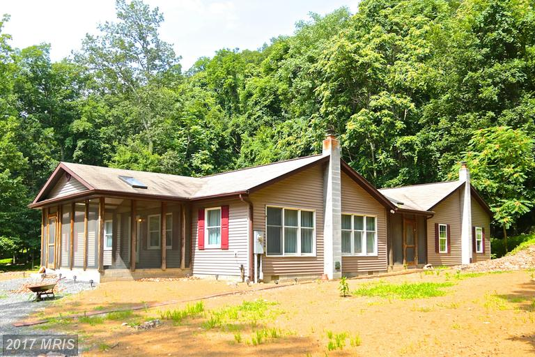 5.44 acres Wardensville, WV