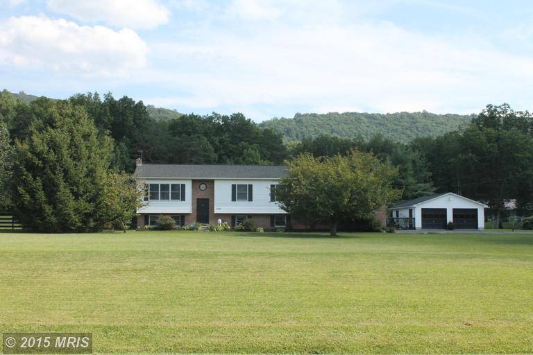 6.53 acres Wardensville, WV