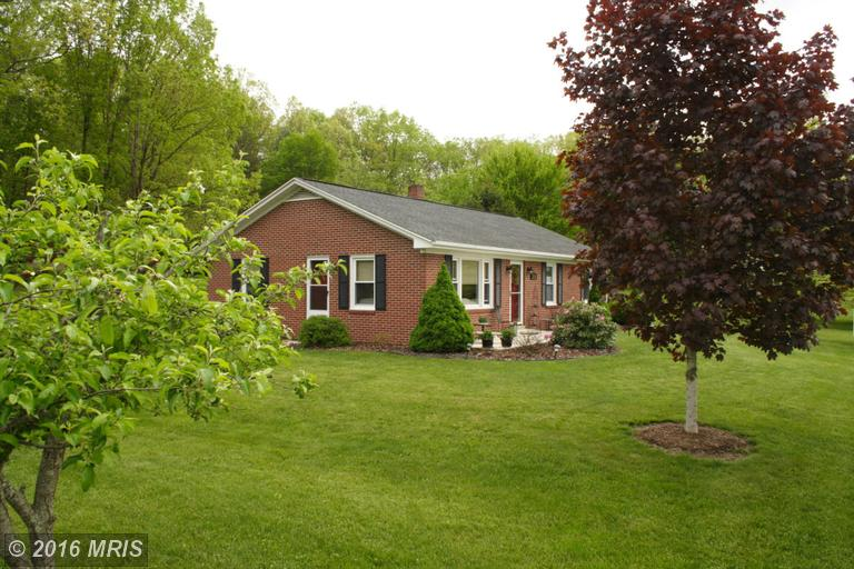 1259 Trout Run Rd, Wardensville, WV 26851