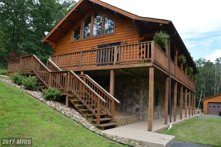 1512 Pine Ridge Rd, Wardensville, WV 26851