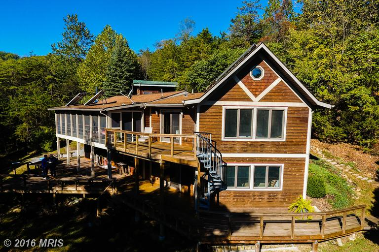 1250 Whispering Pines Way, Lost River, WV 26810