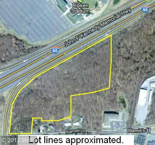 18.54 acres in Aberdeen, Maryland