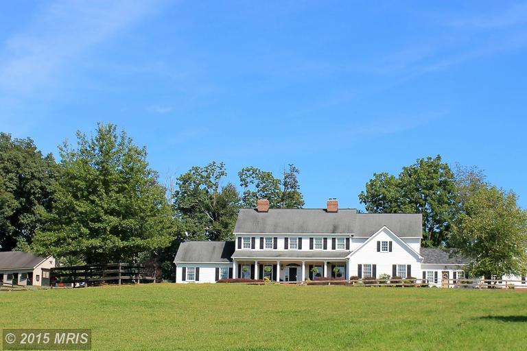 8.37 acres Pylesville, MD
