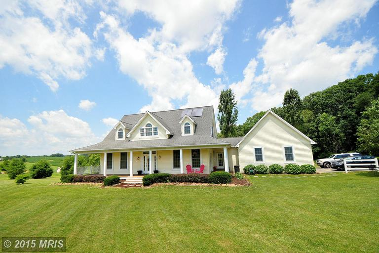 4.77 acres Pylesville, MD