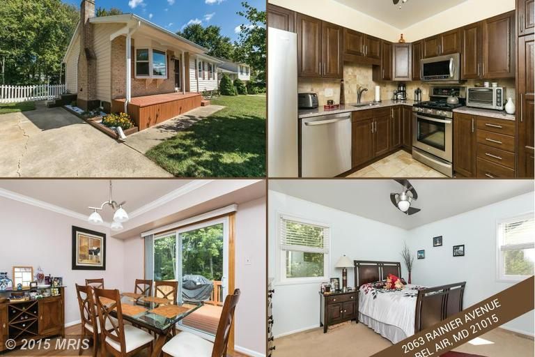 One of Bel Air 5 Bedroom Ranch Homes for Sale