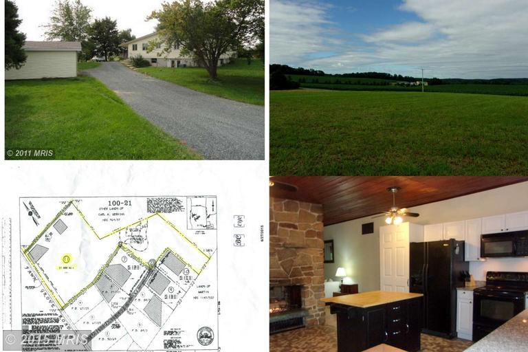 21.88 acres Pylesville, MD