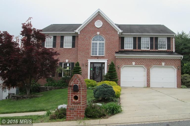 414 HUNTERS RUN DRIVE, Bel Air in HARFORD County, MD 21015 Home for Sale