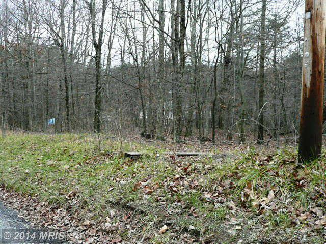 2.51 acres in Bloomery, West Virginia