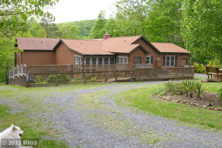 3.48 acres in Bloomery, West Virginia