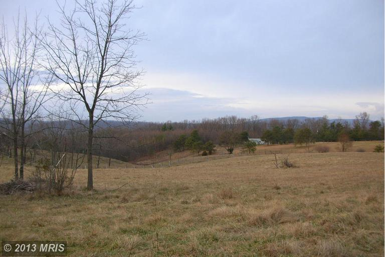 15 acres in Bloomery, West Virginia