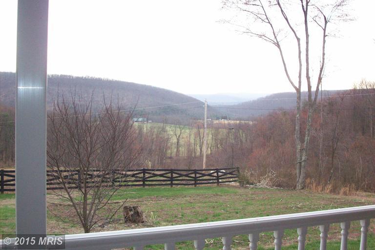 81 acres Paw Paw, WV