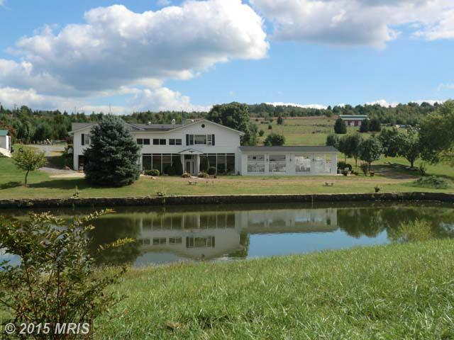 40.48 acres Springfield, WV