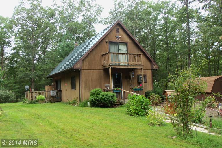 570 Hickory Hill Rd, Purgitsville, WV 26852