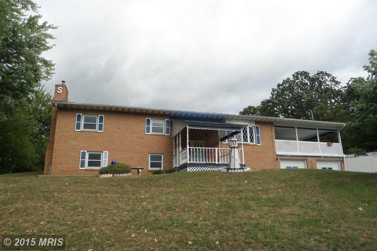 2.03 acres Levels, WV