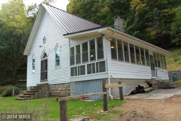 6112 Foxes Hollow Rd-rt # 50/4, Romney, WV 26757