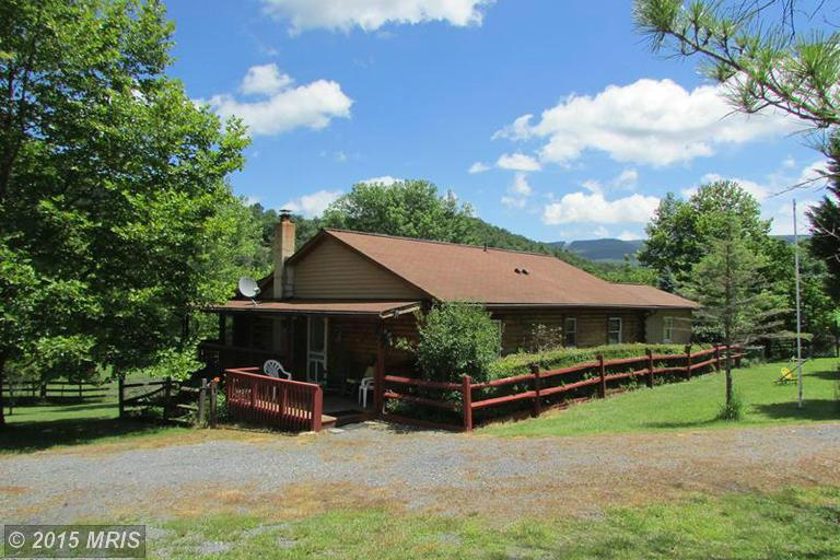 1319 River Bend Dr, Bloomery, WV 26817