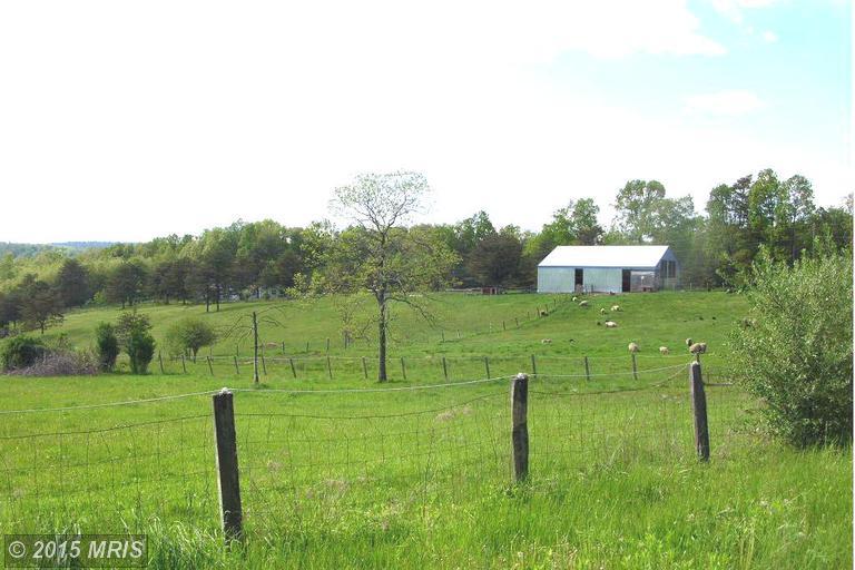 15.03 acres Bloomery, WV