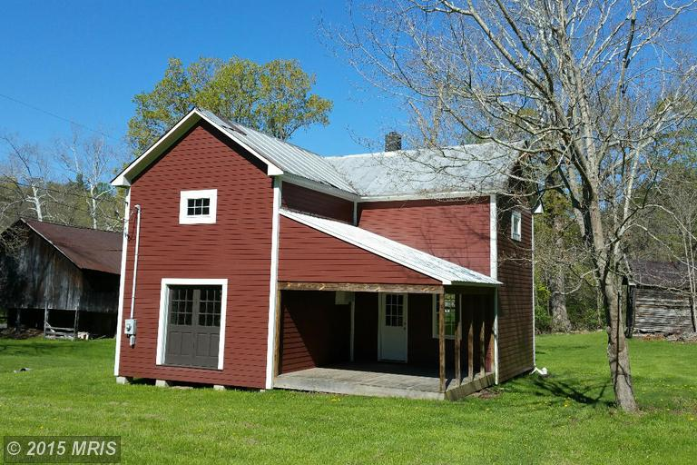 18 acres Slanesville, WV