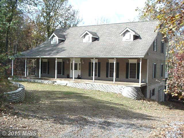 169.7 acres Slanesville, WV