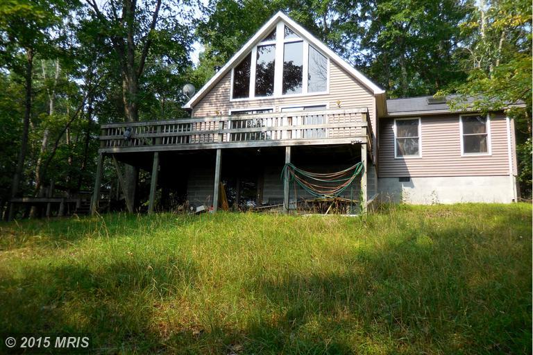 11.04 acres Slanesville, WV