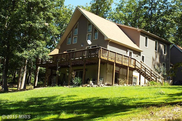 4.44 acres Slanesville, WV