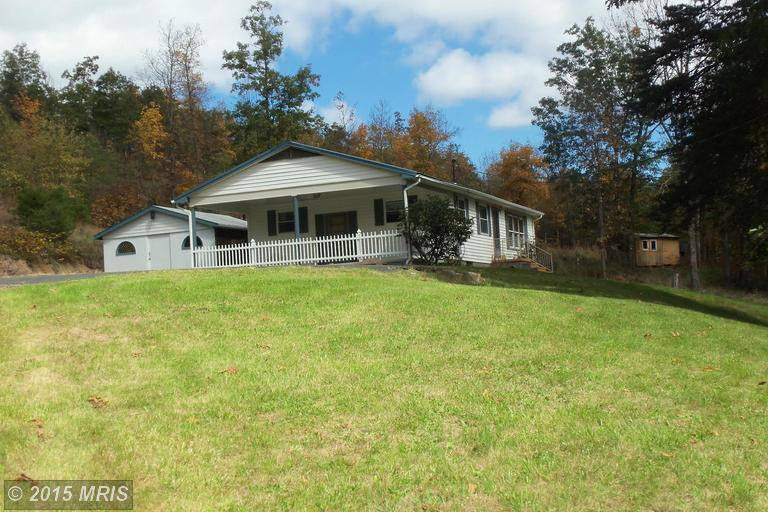 2.75 acres Green Spring, WV