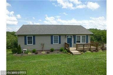 316 E Ridge Loop Rd, Romney, WV 26757