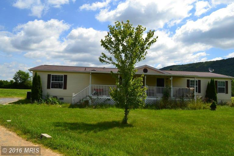 221 Riverview Turn Rd, Delray, WV 26714
