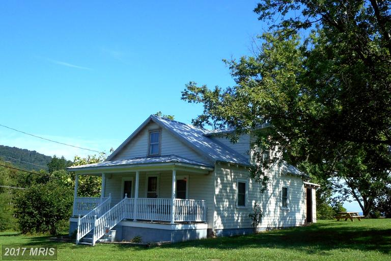 22592 Cacapon Rd, Paw Paw, WV 25434